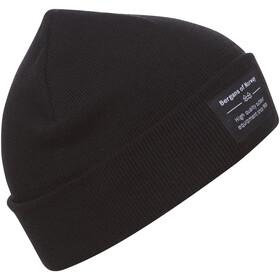 Bergans Fine Bonnet En Tricot, black